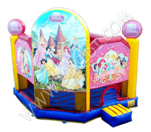 Air Bouncer Inflatable Water Trampoline /Inflatable Bouncer /Inflatable Jumping Castle pictures & photos