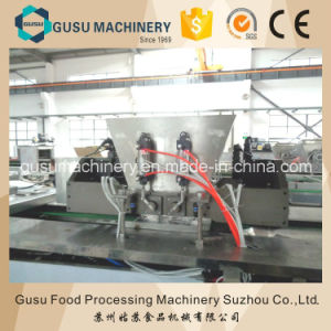 SGS Gusu Confectionery Chocolate Moulding Machine (QJJ150) pictures & photos