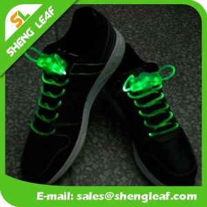 Light Competitive Price Flashing Nylon LED Shoelace (SLF-NS016) pictures & photos