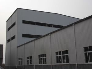 Real Estate Light Steel Structure Warehouse pictures & photos
