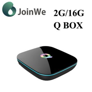 Q Box Android 5.1 TV Box Amlogic S905 pictures & photos