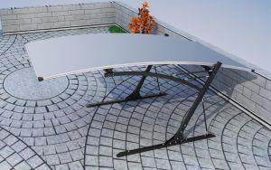 Portal Frame Light Steel Structure Garage/Carport pictures & photos