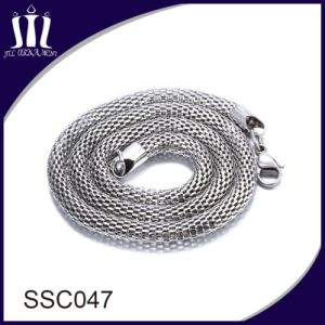 New Design Fashion Jewelry Stainless Steel Chain Necklace pictures & photos