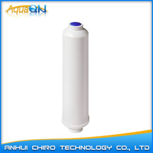 T33 Inline Post Carbon Water Filter Cartridge