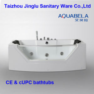 Luxury Acrylic Whirlpool Jacuzzi Hot Tub Massage Bathtub with Jet pictures & photos