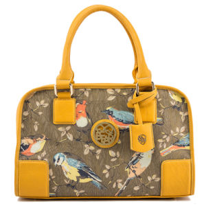 Designer Fashion Lady Cotton Business Tote Handbag (V131023A) pictures & photos