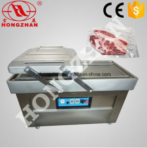 Single and Double Chamber Vacuum Machine for Vacuum Packing Bag pictures & photos