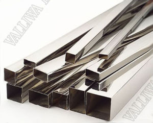 Rectangular Stainless Steel Tube pictures & photos