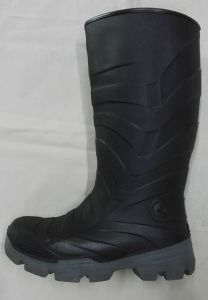 High Quality PU Boots for Cold Weather Area and Environment pictures & photos