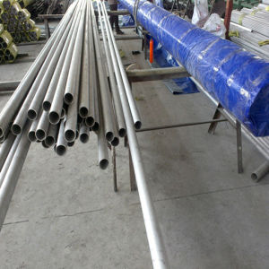 Schedule 40 Stainless Steel Pipe 316L pictures & photos