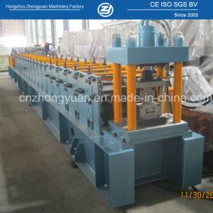 Cut to Length Steel Channel Making Machine with CE pictures & photos