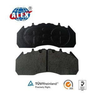 Uic Standard Train Brake Pad for High Speed Train