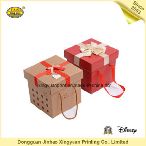 Colorful Paper Packaging Box for Gift (JHXY-PB0013) pictures & photos
