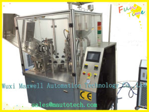Tube Fill and Seal Machine for Mayonnaise, Ketchup.