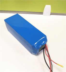 36V 13ah Icr18650-26f 10s5p Lithium Battery Pack pictures & photos