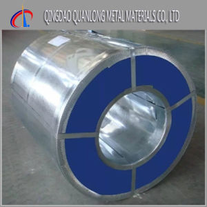 Hot Dipped Regular Spangle Gi Steel Roll pictures & photos