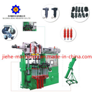 High Efficiency Silicone Rubber Injeciton Moulding Machine for Rubber Bellows pictures & photos