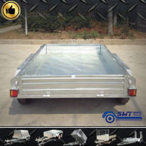 Machinery Transport Custom Trailer Steel Material pictures & photos