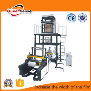 Qualified Plastic ABA Double Screw Film Blowing Machine pictures & photos