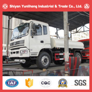 T260 4X2 Tanker Truck/Fuel Tank Truck Vehicle pictures & photos