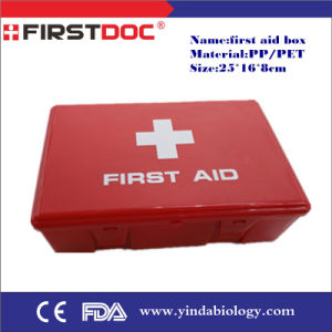 Plastic First Aid Box pictures & photos
