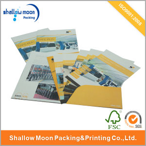 Customized Eco-Friendly Cheap Catalogue/Catalog Printing (QYCI15162) pictures & photos