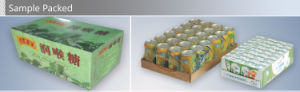 Ce Approved Automatic Shrink Packing Wrapping Machine pictures & photos