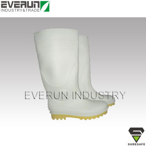 CE EN ISO 20345 Safety boots Rain boots PVC boots for food industry pictures & photos