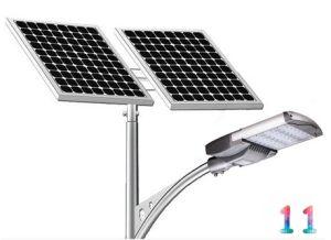 100watt Solar Powered Outdoor Lights LED Street Lamp pictures & photos