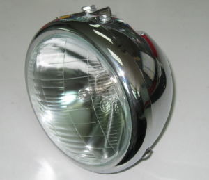 Motorcycle Parts Motorcycle Headlamp Assy for Honda Cg125 Cdi125 pictures & photos