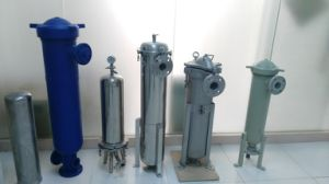 Single Bag Filter Housing for Industrial Liquid Treatment pictures & photos