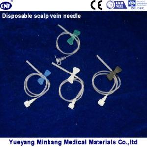 Disposable Scalp Vein Needle (ENK-TPZ-004) pictures & photos