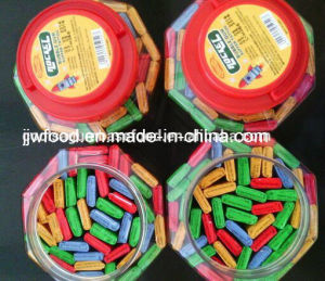 Jjw Mixed Fruit Flavors Bazooka Tattoo Bubble Gum pictures & photos