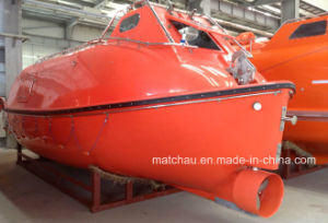CCS Ec Certificate Marine Totally Enclosed Life Boat pictures & photos