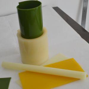 Green PU Roll / Light Yellow PU Bar / Yellow PU Sheet pictures & photos
