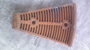 Jp-04 Sand Casting High Chrome Steel Check Plate for Jaw Crusher