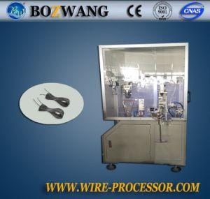 Full Automatic Wire Winding, Cutting and Binding Machine pictures & photos