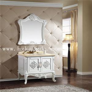 PVC Bathroom Cabinet/PVC Bathroom Vanity (KD-6017) pictures & photos