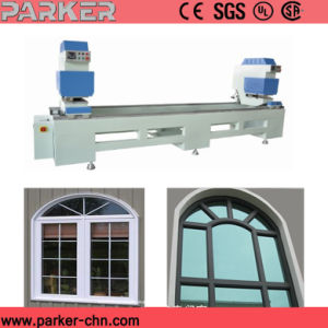 UPVC Window Making Machine / Two Head Welding Machine pictures & photos