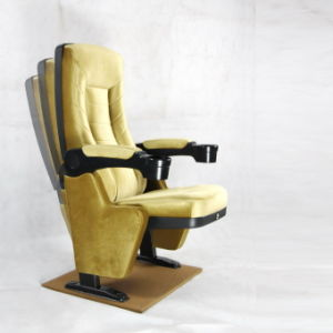 Hot Selling Theater Seating Rocking Back Chair Cinema Chair