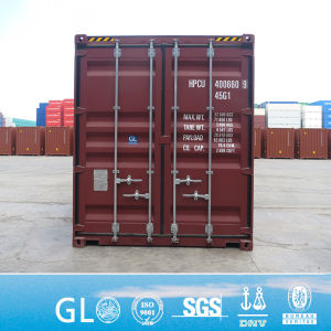 Ningbo Fuzhou Xiamen Foshan Steel Dry Cargo Container for Sale pictures & photos
