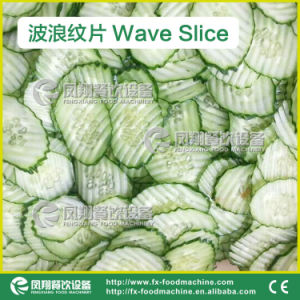 Vegetable Potato Cutting Wave Slicng Machine, Cube Dicer (FC-312A) pictures & photos
