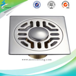 Stainless Steel Specular Highlights Floor Drain of Bathroom Accessories pictures & photos