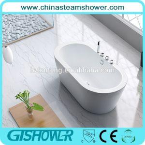Modern Bathroom Free Standing Deep Bathtub (BL1002S) pictures & photos
