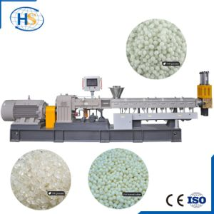 EVA Elastomer Granule Making Water Ring Pelletizing Extruder pictures & photos