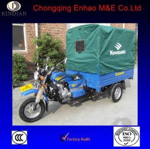 Good Use for 150cc Cargo Tricycle
