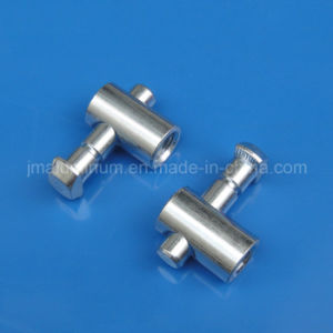 Anchor Connector Central Connector for 45 Series Aluminum Profile pictures & photos