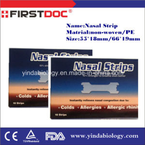 Yinda Medical OEM Japan Technology Top Quality Nasal Strips pictures & photos