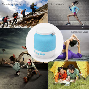 2016 Professional Portable Mini Bluetooth Wireless Speaker pictures & photos