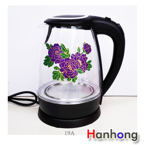 Glass Water Boiler Glass Water Jug Electric Glass Kettle